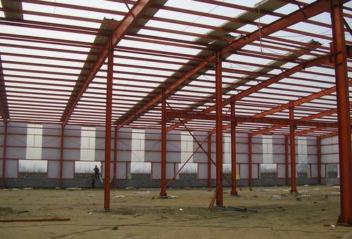 Safety Steel Structures Strong Structural Steel