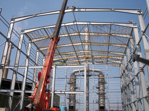 Simple System Lightweight Steel Structures