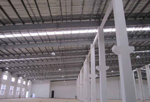 Simple System Steel Structure Warehouse Factory Price