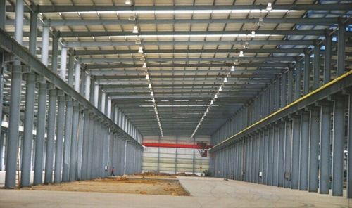 Steel Structure Shed Industrial Steel Structures