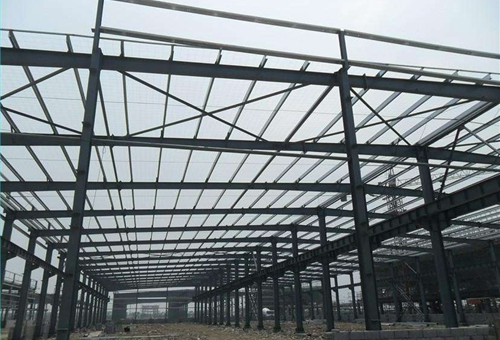 Strong China Steel Structure