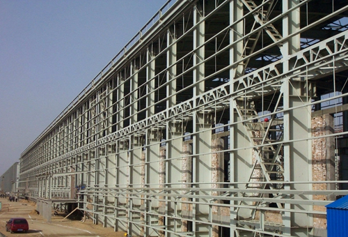 Strong Heavy Steel Structures For Sale