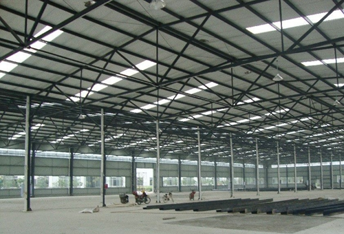 Strong Structural Steel Steel Structure Shed