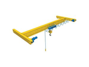 Single Girder Cranes Portable Crane