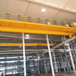 Features of European Type Overhead Crane