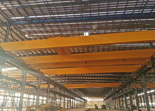 75 Ton Overhead Crane For Sale